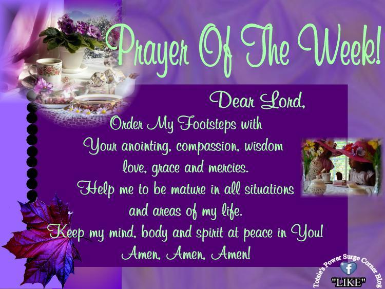 Image result for blessing prayer for new week