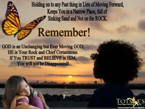 god is unchanging and ever moving god