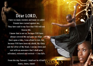 Lord you are my shield, my glory and lifter of my head